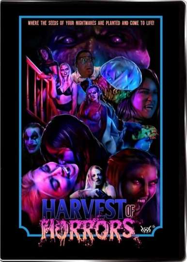Harvest of Horrors poster