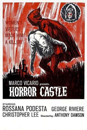 Horror Castle poster