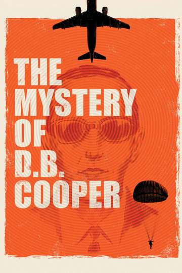 The Mystery of D.B. Cooper poster
