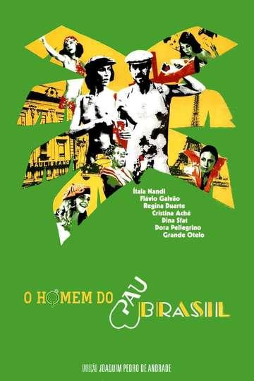 The Brazilwood Man poster