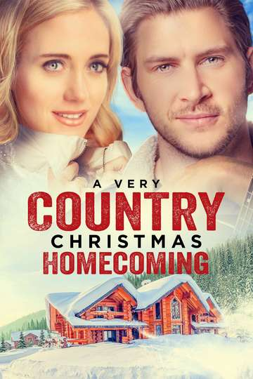 A Very Country Christmas Homecoming poster