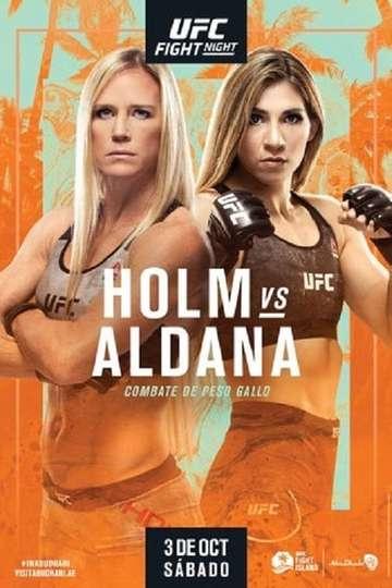 UFC on ESPN 16: Holm vs. Aldana - Prelims