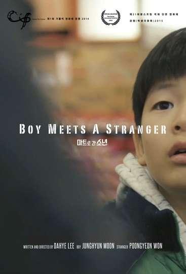 Boy Meets a Stranger poster