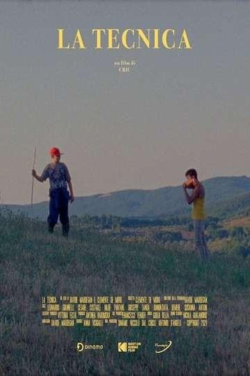 The Technique poster