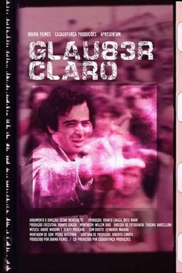 Glauber, Claro poster