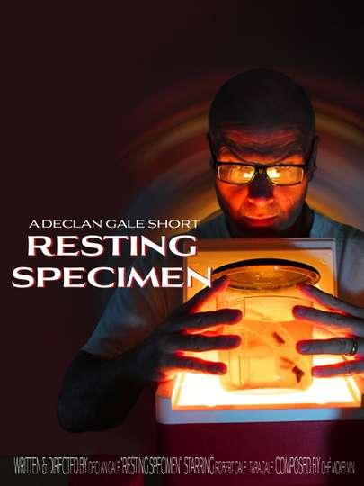 Resting Specimen poster