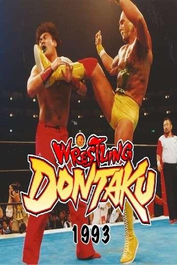 NJPW Wrestling Dontaku 1993
