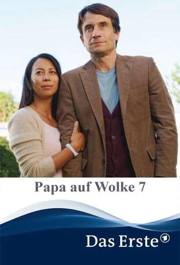 Papa auf Wolke 7 poster