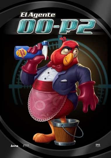 El agente 00-P2 poster