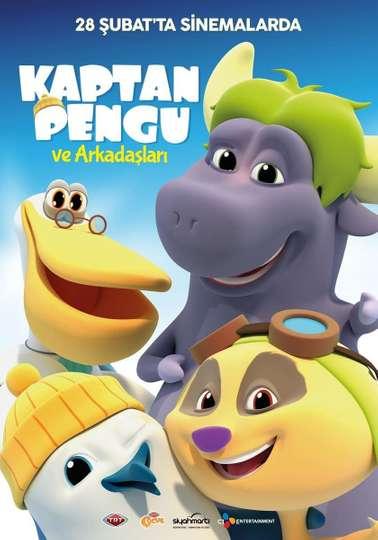 Kaptan Pengu ve Arkadaşları poster