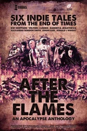 After the Flames: An Apocalypse Anthology poster