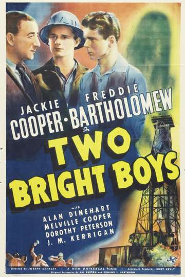 Two Bright Boys poster