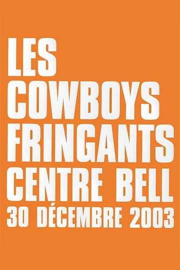 Les Cowboys Fringants - live au Centre Bell 2003