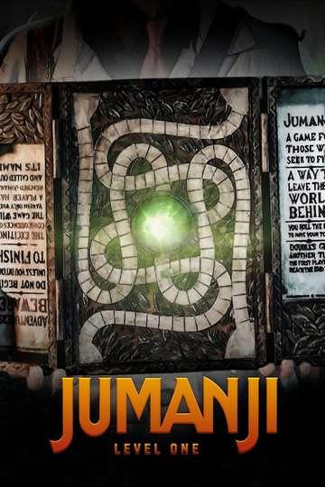 Jumanji: Level One poster