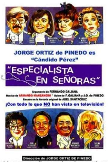 Candido Perez, Specialist in Women poster