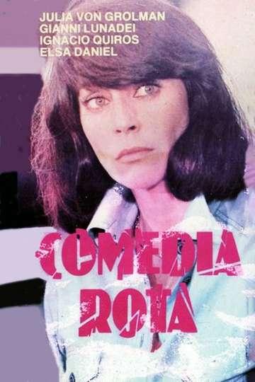 Comedia rota poster