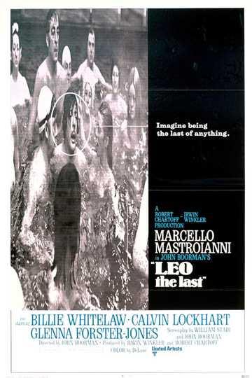 Leo the Last Poster