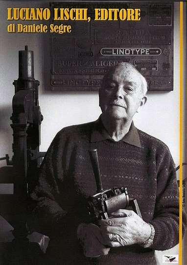Luciano Lischi, editore poster
