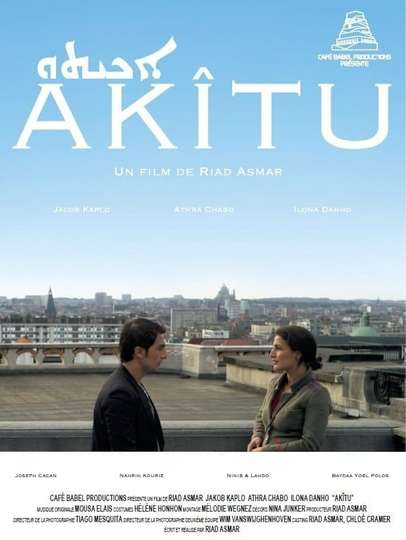 Akîtu poster