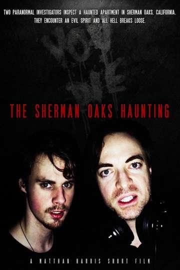 The Sherman Oaks Haunting poster
