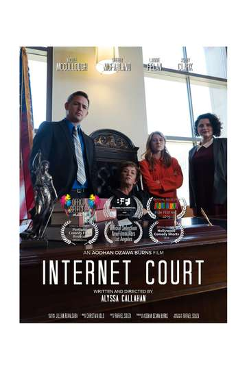 Internet Court poster