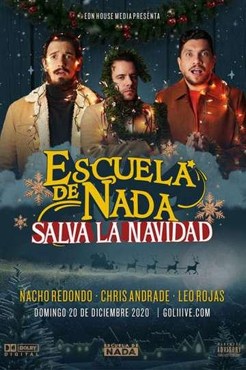 Escuela de Nada Salva la Navidad poster
