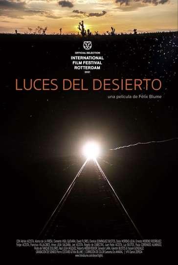 Desert Lights poster