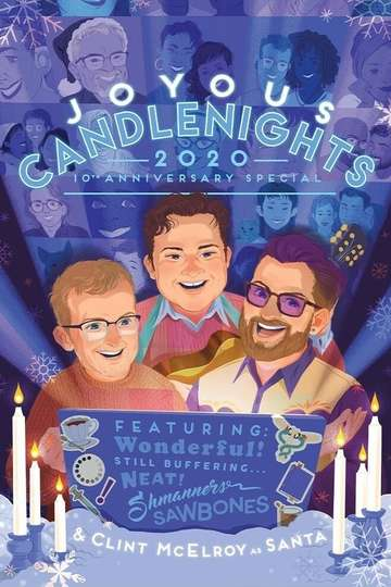 The Candlenights 2020 Special poster