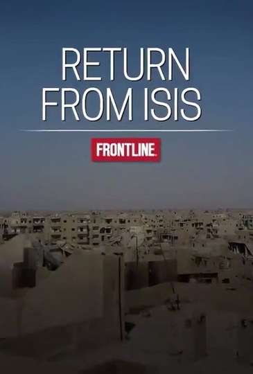 Return From ISIS poster