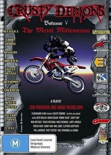 Crusty Demons: The Metal Millennium poster