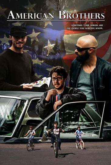 American Brothers poster