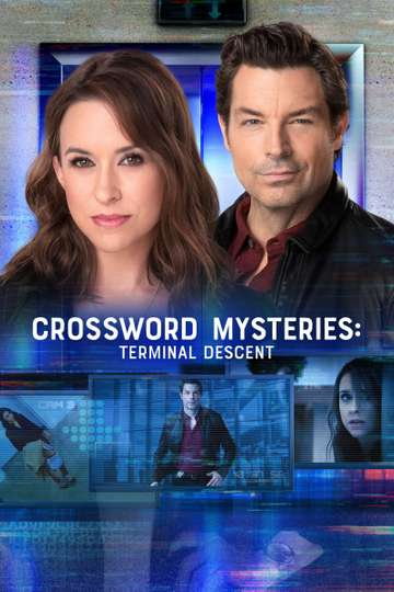 Crossword Mysteries: Terminal Descent poster