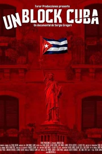Unblock Cuba poster