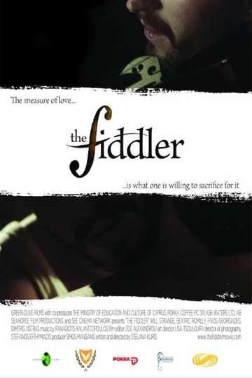 The Fiddler poster
