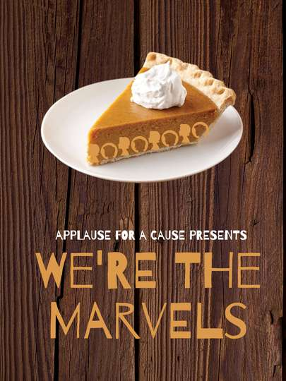 We're the Marvels poster