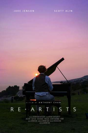 RE-Artists poster
