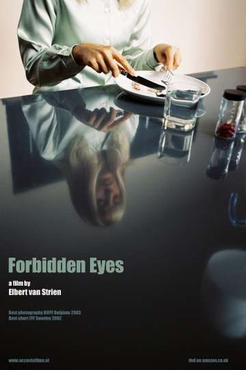 Forbidden Eyes poster