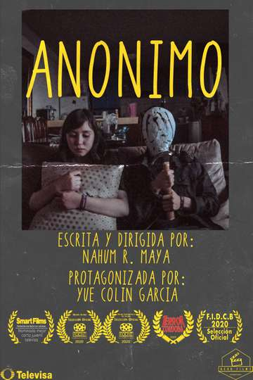 Anónimo poster