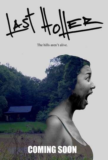 Last Holler poster