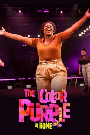 The Color Purple at Home poster