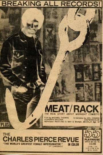 The Meatrack poster