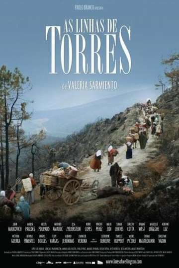 As Linhas de Torres poster