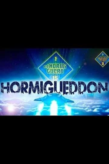 Hormigueddon poster
