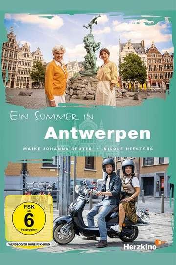 Ein Sommer in Antwerpen poster