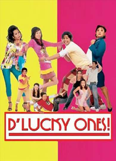 D' Lucky Ones! poster