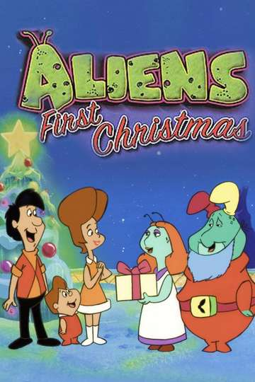 Aliens' First Christmas