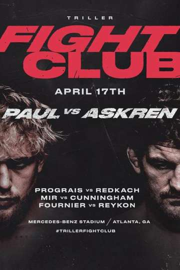 Triller Fight Club: Jake Paul vs Ben Askren poster