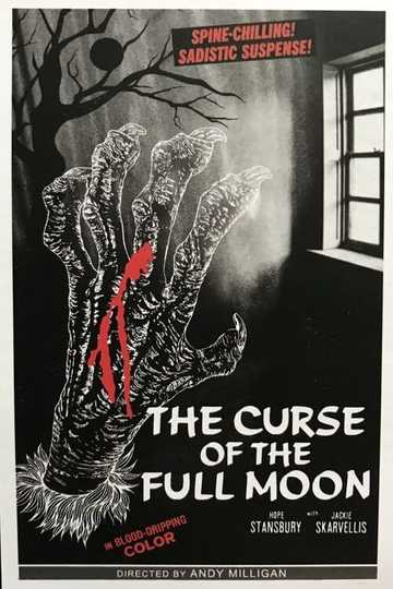 Curse of the Full Moon Poster