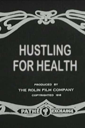Hustling for Health poster