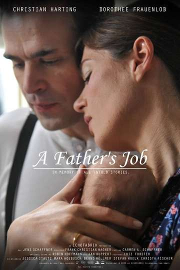 A Father's Job poster
